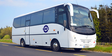 33-36 Seater Buses